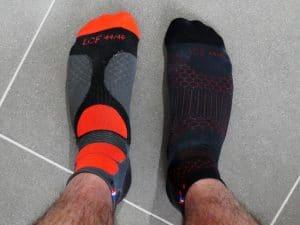 test la chaussette de france nepal alberta running trail c'est bien d'être bien