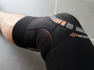 test genouillere epitact ephitelium flex 01 running sport c'est bien d'etre bien