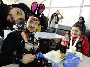 ecotrail de paris 2018 80km running trail c'est bien d'être bien