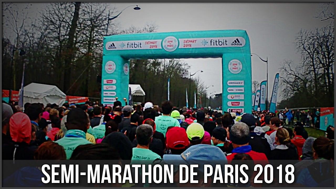 Semi-Marathon de Paris 2018