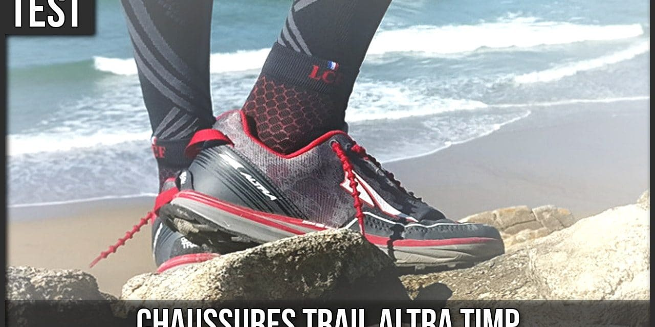 Test chaussures trail Altra Timp