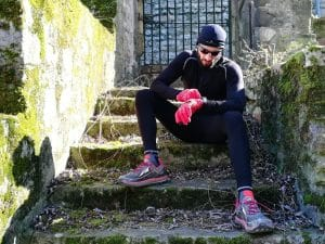 test vetements woodtech natural peak sport running outdoor