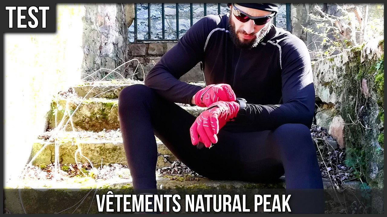 Test des vêtements Natural Peak