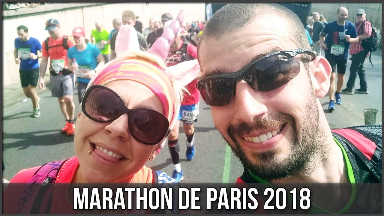 Marathon de Paris 2018