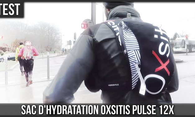 Test sac hydratation Oxsitis Hydragon Pulse 12 X