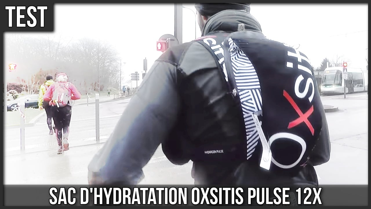 Test sac hydratation Oxsitis Hydragon Pulse 12 X