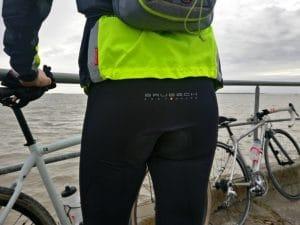 test tenu velo cyclisme brubeck c'est bien d'être bien
