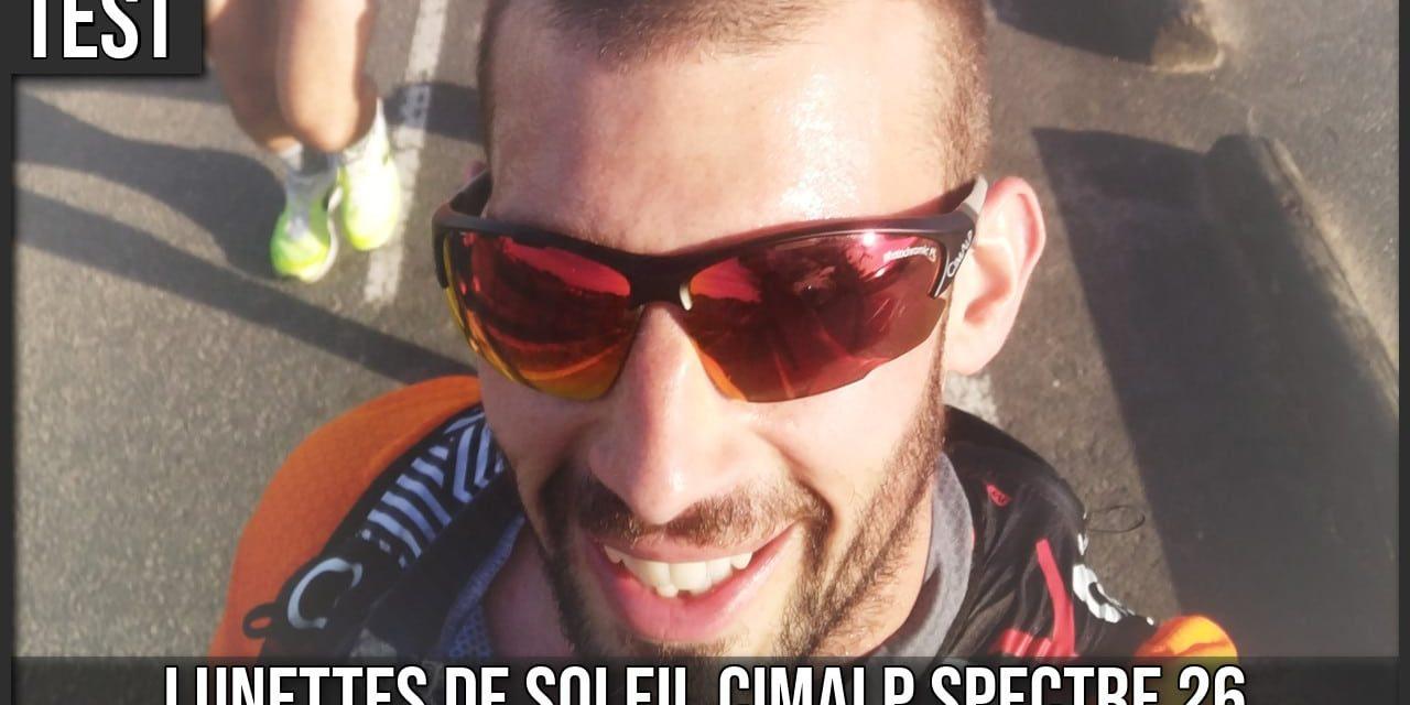 d7b23aba6e Test lunettes de soleil Cimalp Spectre 26