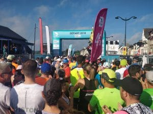trail de l'archange run in mont saint michel 2018 c'est bien d'être bien