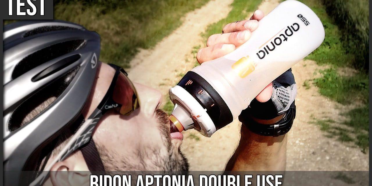 Test du bidon Aptonia Double Use