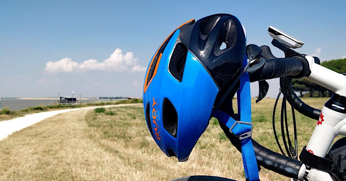 Strym, le nouveau casque vélo de Rudy Project