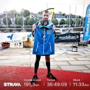comment partager photo avec strava running vélo