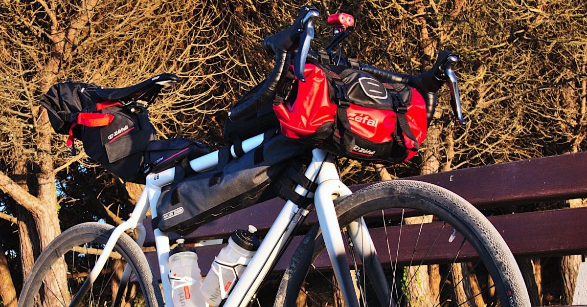 Je prépare mon premier voyage à vélo version bikepacking