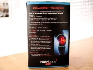 test proteo care nutrisens sport