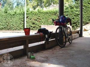 bikepacking trip aout 2018 voyage velo