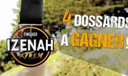 4 dossards à gagner pour la Izenah Xtrem