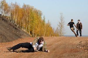 concours zombie run france course à obstacles
