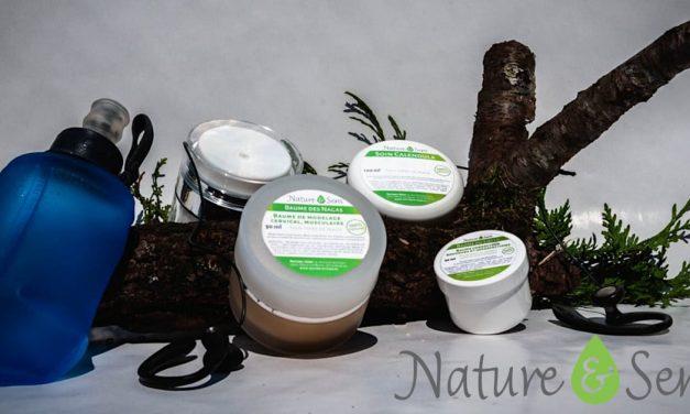 Nature&Sens une nouvelle gamme de soins 100% naturels