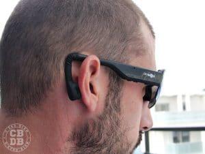 lunettes de soleil conduction osseuse optishokz aftershokz