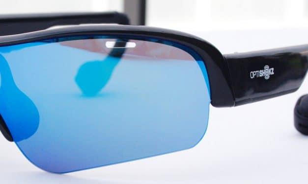 Optishokz, les lunettes à conduction osseuse en exclu