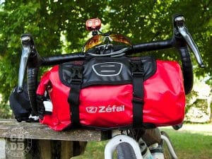 test zefal z adventure f10 sacoche guidon bikepacking