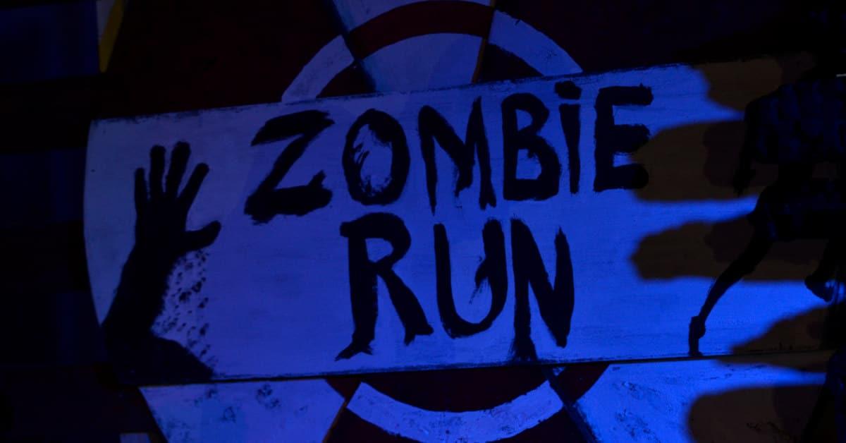 Code promo pour la Zombie Run