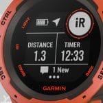 Garmin Instinct, la montre parfaite pour course à obstacles ?