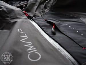 cimalp storm pro nouvelle veste trail ultra-trail running