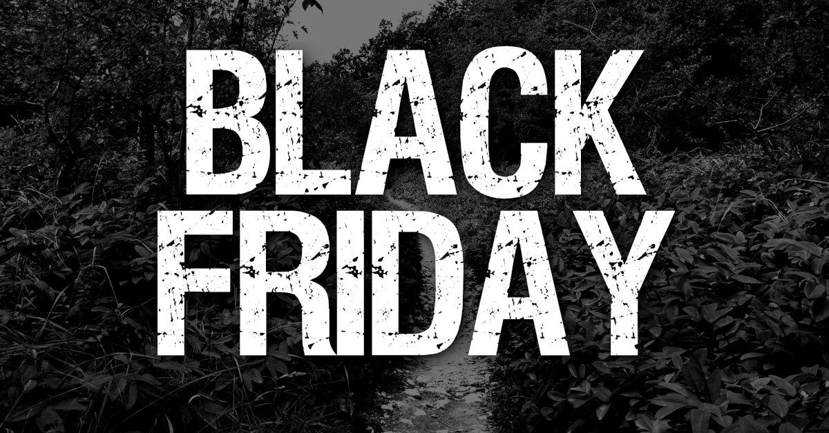 Le Black Friday 2018