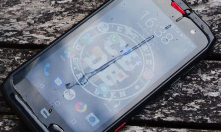 Test du smartphone Crosscall Action-X3