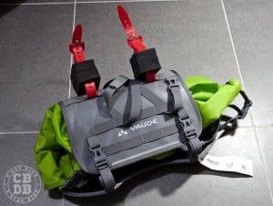 test à paraitre sacoche guidon bikepacking vaude trailfront