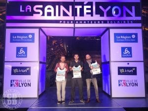 la saintelyon 2018 trail running