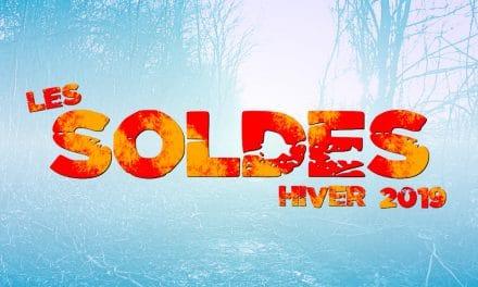 Les Soldes d'Hiver 2019