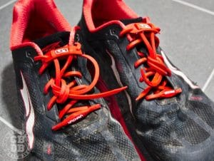test lacets unchain trail running