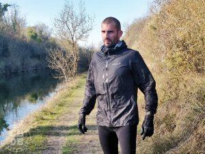test vest imperméable trail running norrona bitihorn ultra light dri 3