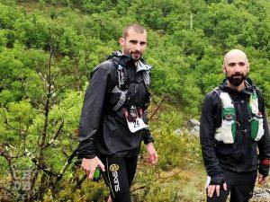 test veste imperméable trail running norrona bitihorn ultra light dri 3