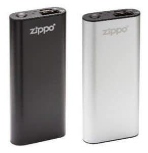 zippo heatbank chaufferette batterie externe rechargeable