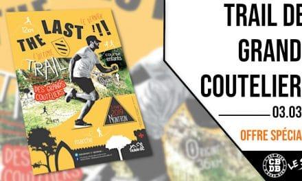 Chope ton dossard pour le Trail des Grands Couteliers