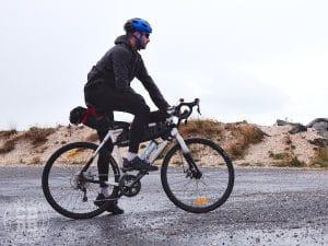 test veste trail running cimalp storm pro