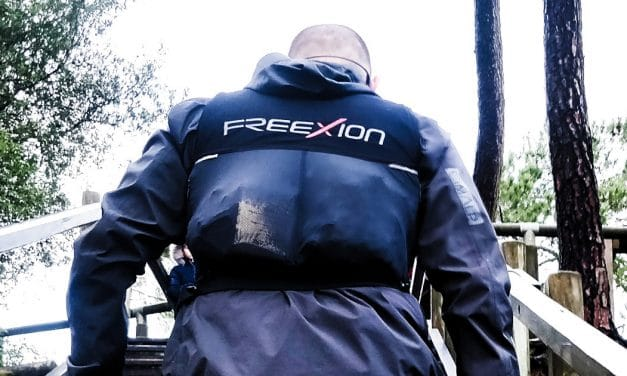 Test du Gilet D'Hydratation Freexion Free Race