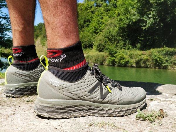 Test chaussures New Balance Fresh Foam Hierro V3 C'est
