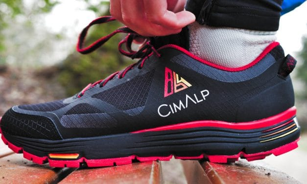 864 Drop Control : La Chaussure Trail Innovante by Cimalp