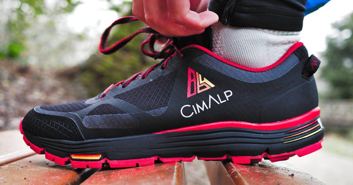 vaste gamme de qualité de la marque 100% authentifié 864 Drop Control : La Chaussure Trail Innovante by Cimalp ...