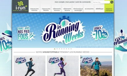 Les Running Weeks du printemps