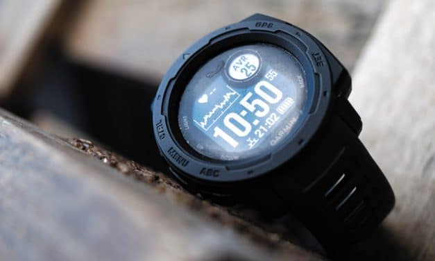 Test de la montre Garmin Instinct