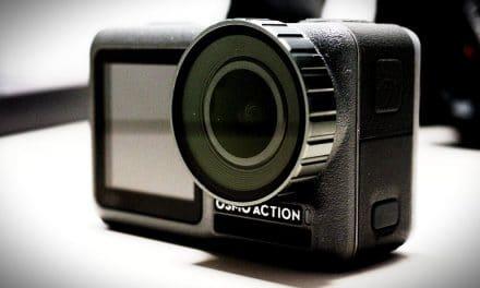 DJI Osmo Action : Ma nouvelle caméra