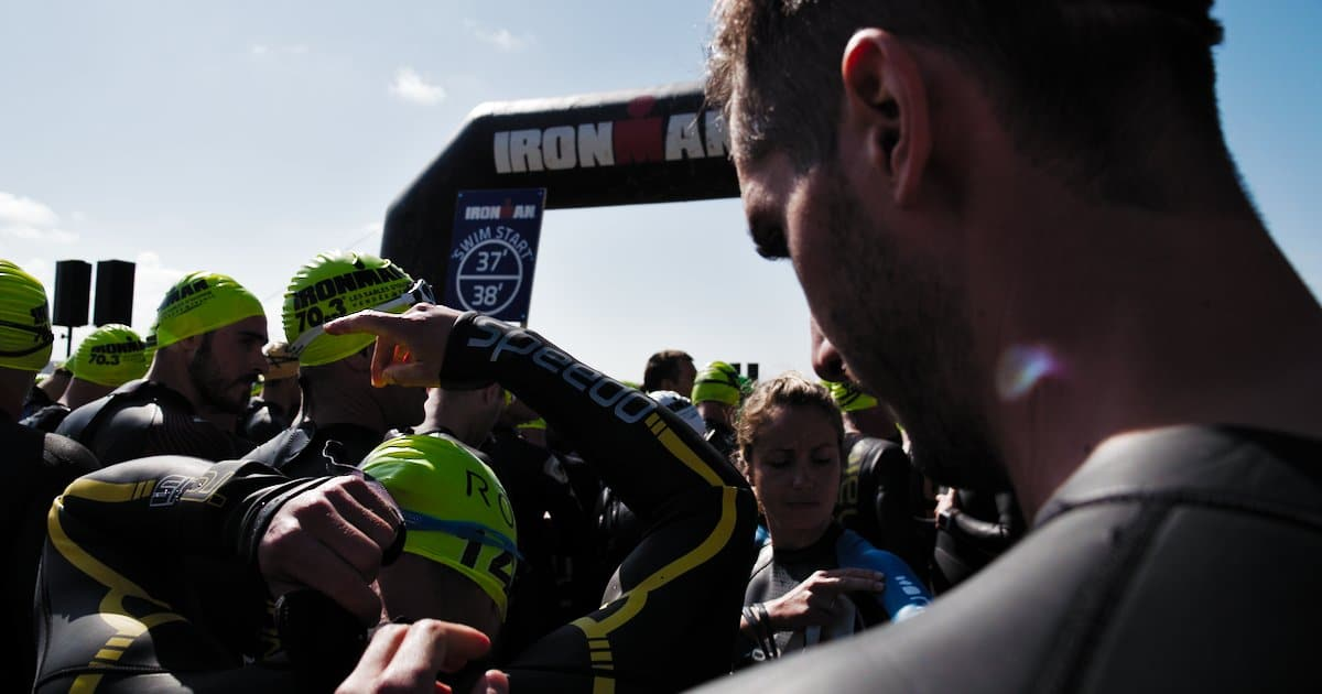 Photos Ironman 70.3 Les Sables d'Olonne 2019