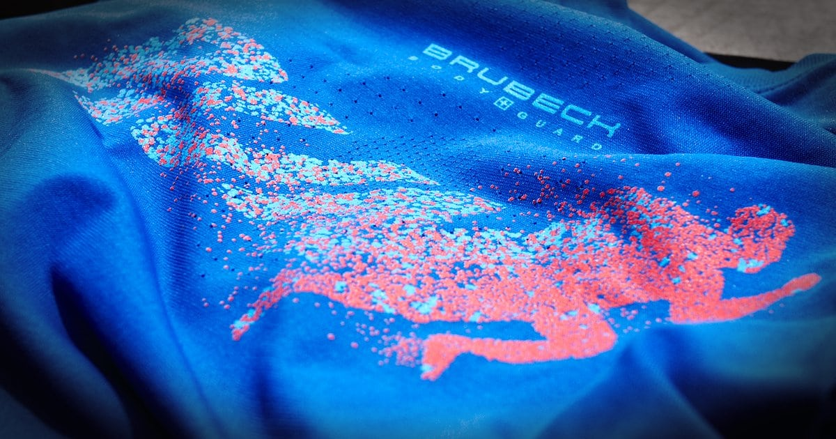 Test du T-Shirt Brubeck Running Air Pro