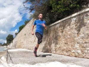 test t-shirt brubeck running air pro