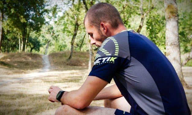 Des vêtements Kinetik pour courir ultra léger